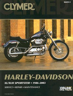 Clmyer Harley-Davidson XL/XLH Sportster 1986-2003 By Morlan, Mike